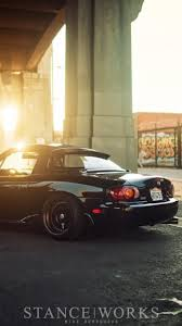 slammed cars wallpaper japanese cars slammed jdm miata wallpaper 89005