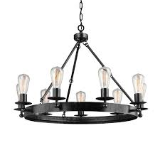 shop sea gull lighting ravenwood manor 31 in 9 light stardust