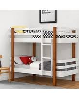 Corner Bunk Bed 47 Dipasquale Rounded Corner Bunk Bed