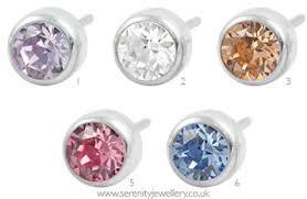 hypoallergenic earrings uk hypoallergenic blomdahl silver titanium stud earrings
