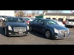 what is a cadillac cts 4 2009 cadillac 3 6 cts 4 navi awd sedan