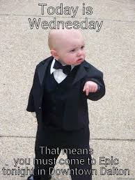 Funny Memes About Wednesday - epic jr high quickmeme