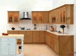 example of honey maple cabinets with benjamin moore revere pewter
