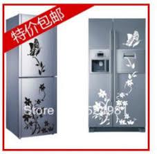 discount flowers fridge stickers 2018 vinyl fridge stickers