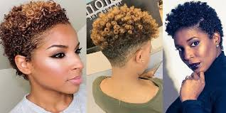 tapered natural hairstyles short tapered natural black hairstyles 2018 2019 black hairstyle