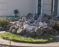 Garden Rock Wall by Big Garden Rocks Awesome Organic Gardening Tricks For A Rewarding