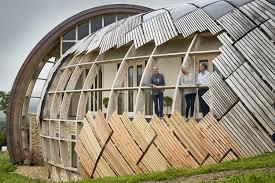 Grand Design Home Show London It U0027s Like A Wooden Spaceship U0027 Grand Designs U0027 Kevin Mccloud Is