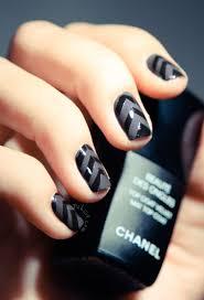 115 best black nails images on pinterest black make up and