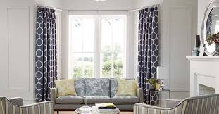 Bay Window Pole Suitable For Eyelet Curtains Curtain Poles At Fendow