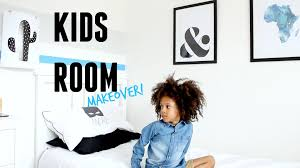 kids room tour and bedroom makeover youtube
