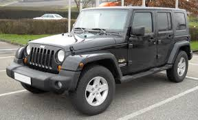 jeep rubicon wiki file jeep wrangler unlimited front 20081213 jpg wikimedia commons