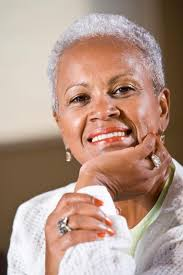 black senior hairstyles african american women with gray hair graceful grey there is