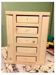 Broyhill Jewelry Armoire Shaker Jewelry Armoire Locally Handcrafted From Solid Hardwood