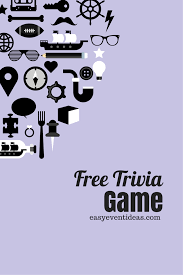 thanksgiving trivia game free trivia game for your trivia night event u2013 easy event ideas