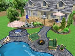 emejing big backyard design ideas contemporary design ideas 2018