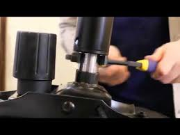 Staples Sidley Chair How To Remove An Office Chair Cylinder Youtube