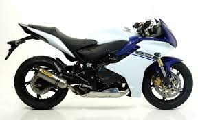 Arrow Launch New Exhaust Range For The 2011 Honda Cbr600f