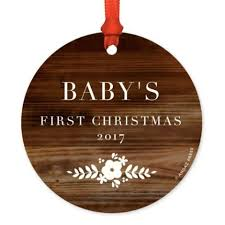 Christmas Ornaments Baby 13 Best Baby U0027s First Christmas Ornament Ideas For 2017
