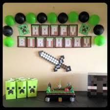 minecraft birthday supplies minecraft birthday party ideas backdrops squares and birthdays