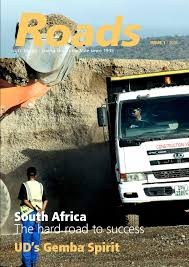 roads 1 2016 by ud trucks corporation issuu