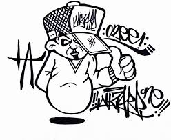 graffiti characters the best art clip art library
