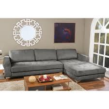 Modern Sofa Chicago by Furniture Leather Sectional Chicago Baxton Studio Sectional