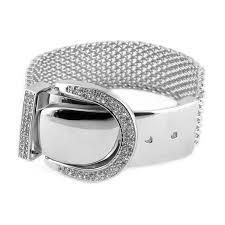 stainless steel buckle bracelet images Stainless steel bike chain bracelet stainless steel skull jpg