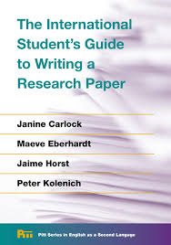 research paper writing tools the international student s guide to writing a research paper writing a research paper enlarge jacket cover