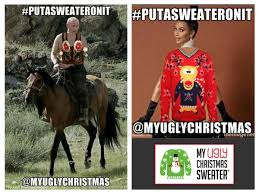 ugly christmas sweater pictures funny outrageous tacky christmas