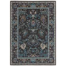 Overdyed Area Rugs by Overdye Teal 5 Ft 3 In X 7 Ft Area Rug 3251a The Home Depot