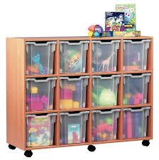 8 jumbo tray storage unit