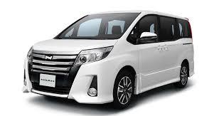 toyota mini cars rent a mini toyota noah budget tours