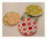 Handmade Fabric Crafts - summer fabric craft and easy handmade arts project for