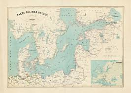 Baltic Sea Map Seachartsbaltic