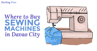 darling pins where to buy sewing machines in davao city