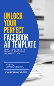 free facebook ad template free download
