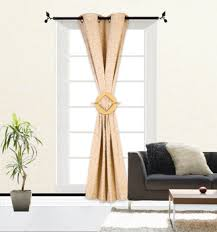 Gold Color Curtains 1pc Unique Gold Color Jacquard Modern Italian Curtains