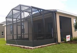 Lanai Patio Designs Patio Screen Enclosures Porches And Lanais In Patio Lanai Designs