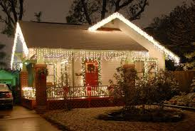 Christmas Light Decoration Ideas by Simple Outdoor Christmas Decor