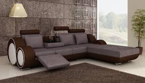 sofa braun genial ecksofa weiß braun deutsche deko sofas