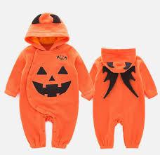 girls pumpkin halloween costume online get cheap toddler pumpkin costumes aliexpress com