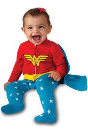 infant costume dc comics woman onesie infant costume