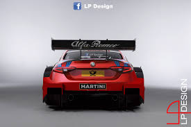 alfa romeo martini racing alfa romeo giulia receives dtm racing suit the beauty just turned