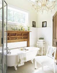 bathroom romantic small bathroom decor with branch chandelier