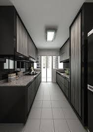 bto kitchen design 8 galley kitchen design ideas