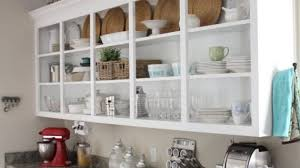 open shelving in kitchen ideas kitchen open kitchen shelves