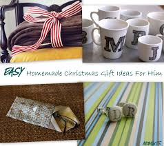 homemade christmas gift ideas for him momints