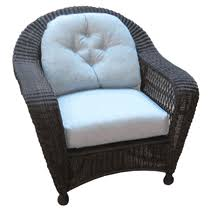 wicker furniture replacement cushions