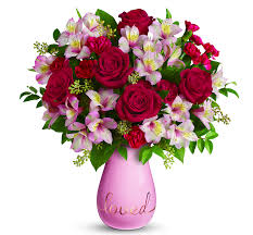 celebrate love this valentine u0027s day with teleflora annmarie john