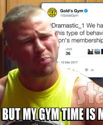 Nathan Meme - gold s gym revokes nathan griffith s membership after fat shaming